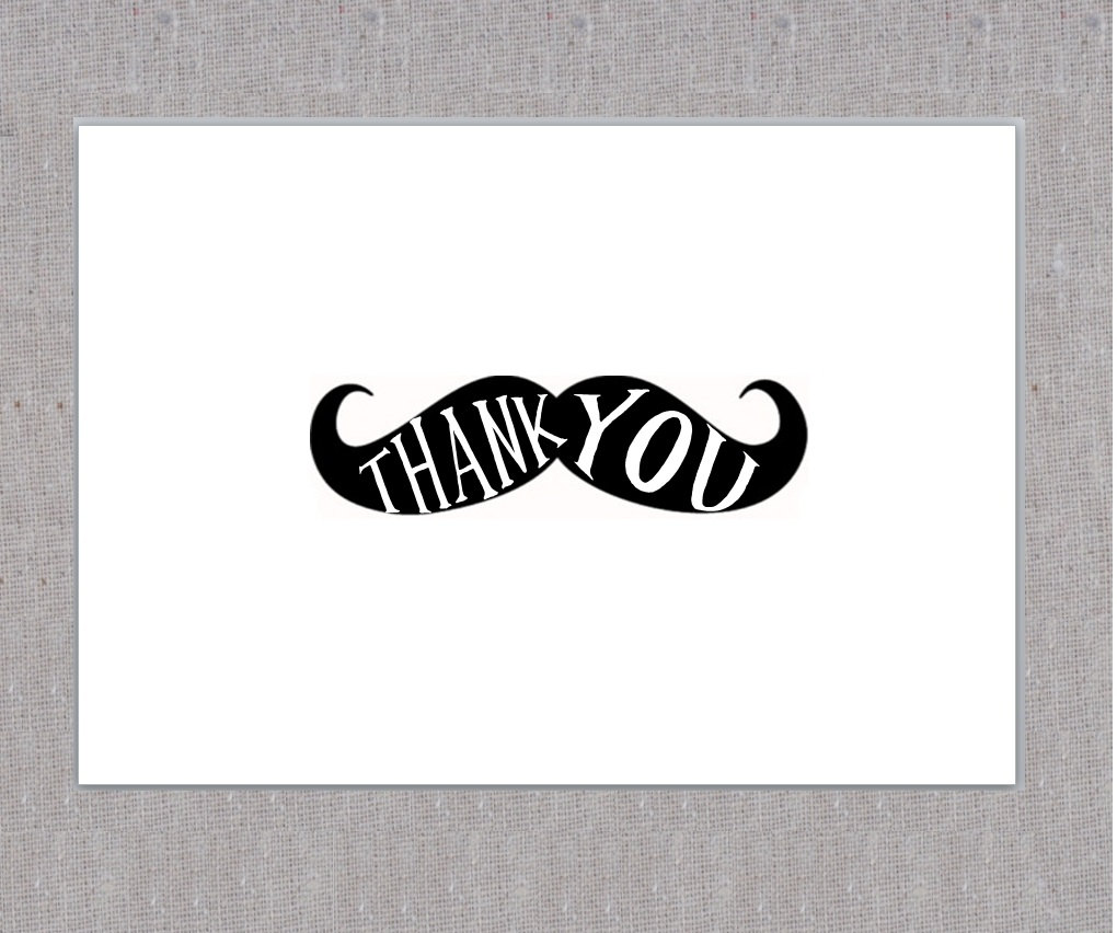 Thank You Cards Strikeoutinstyle